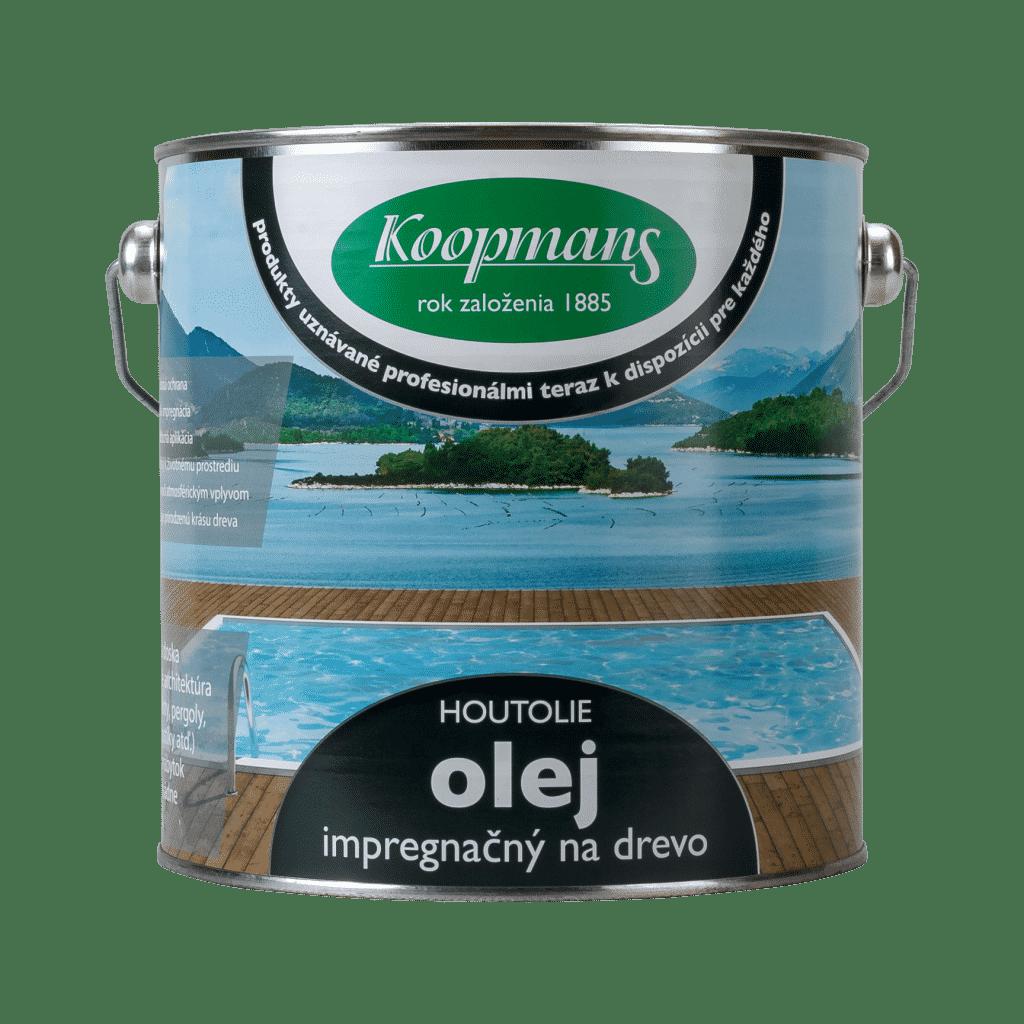 Impregnačný olej na drevo HOUTOLIE - FARBYX.sk