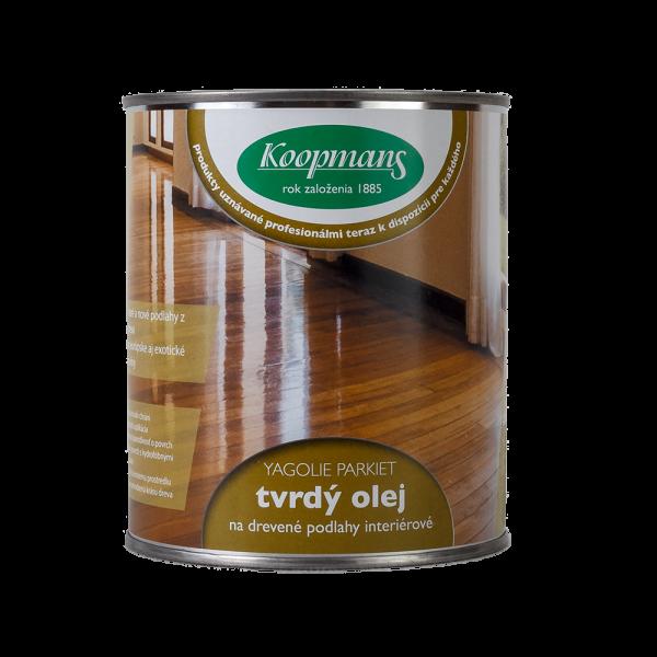 Voskový olej na drevo YAGOLIE PARKET - FARBYX.sk