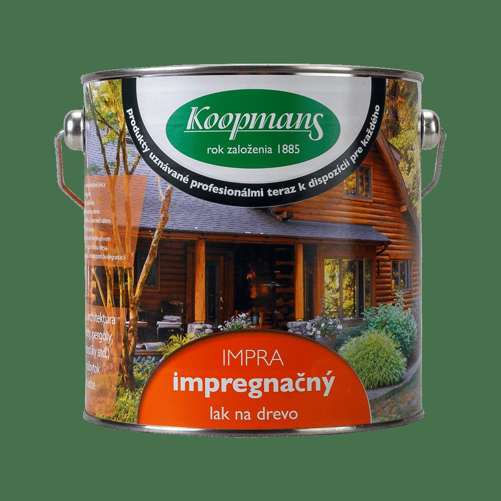 Olejová farba na drevo IMPRA - FARBYX.sk