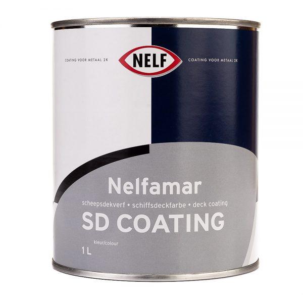 Farba na kov NELFAMAR SD COATING - FARBYX.sk