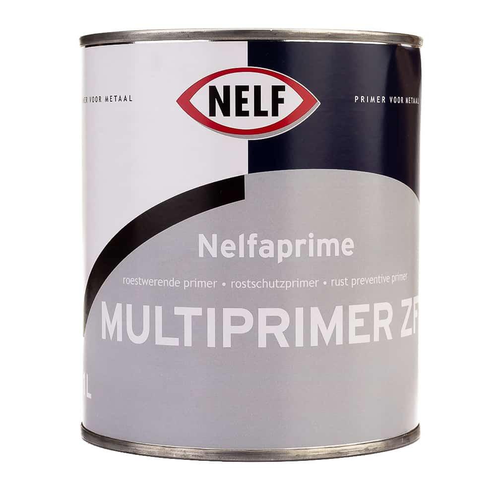 Farba na kov NELFAPRIME MULTIPRIMER ZF - FARBYX.sk