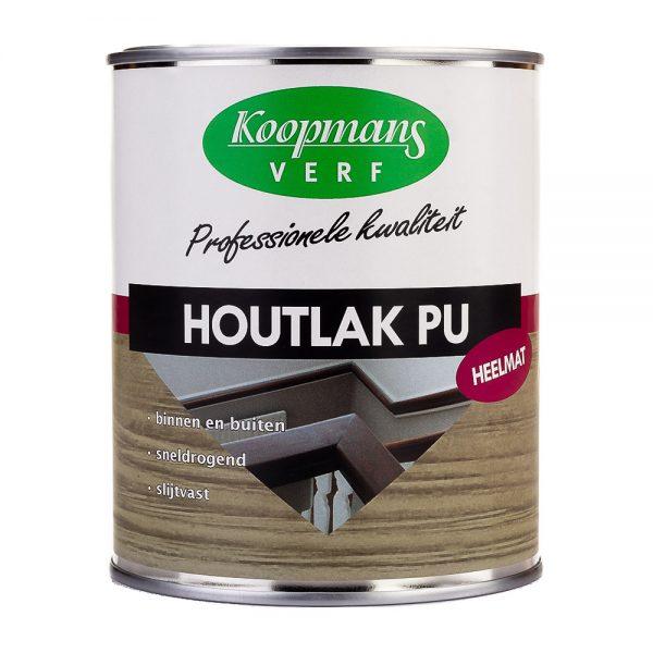 Transparentný lak na drevo HOUTLAK PU - FARBYX.sk
