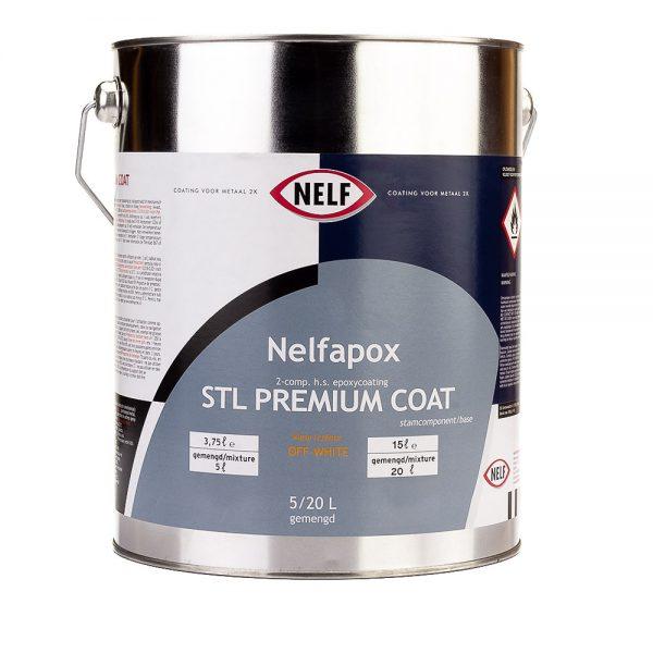 Farba na kov NELFAPOX STL PREMIUM COAT - FARBYX.sk