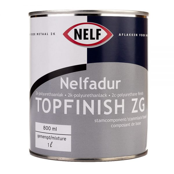 Farba na kov NELFADUR TOPFINISH ZG - FARBYX.sk
