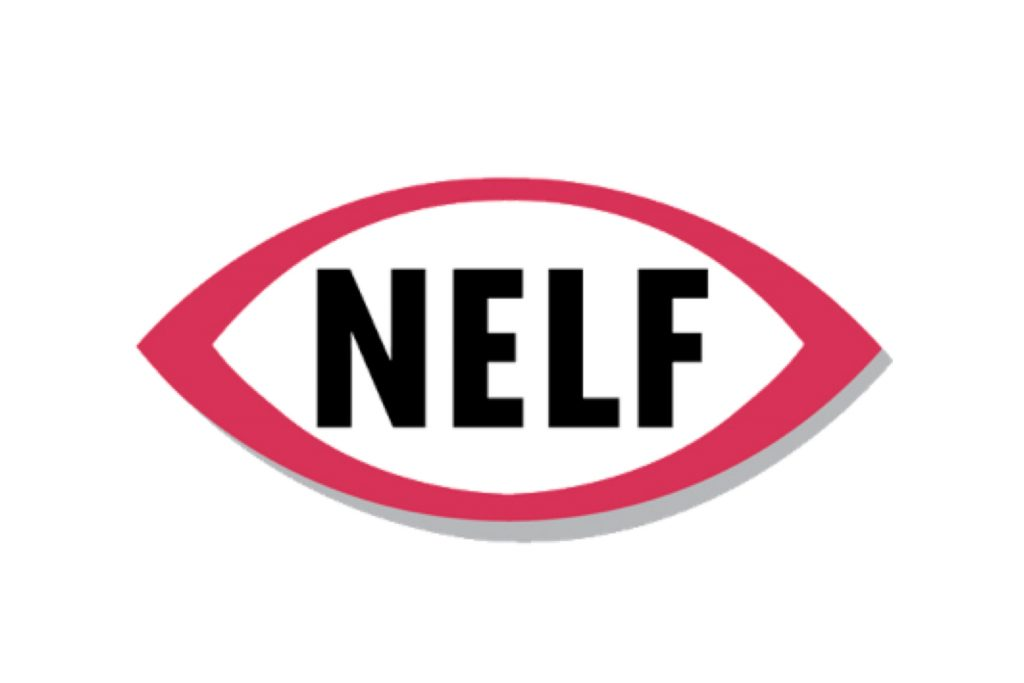 Logo značky NELF.